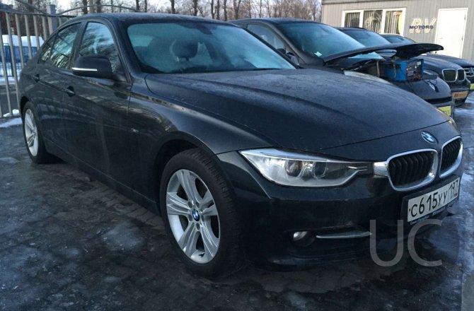 купить BMW 3 series с пробегом, 2012 года
