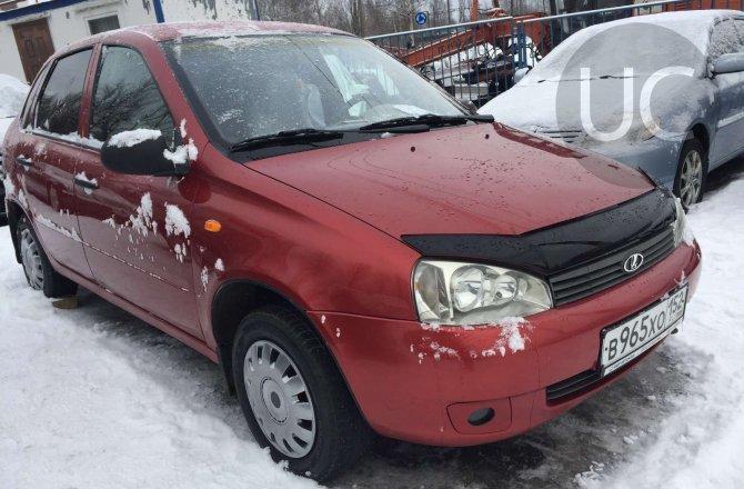 подержанный авто Lada (ВАЗ) Kalina 2006 года
