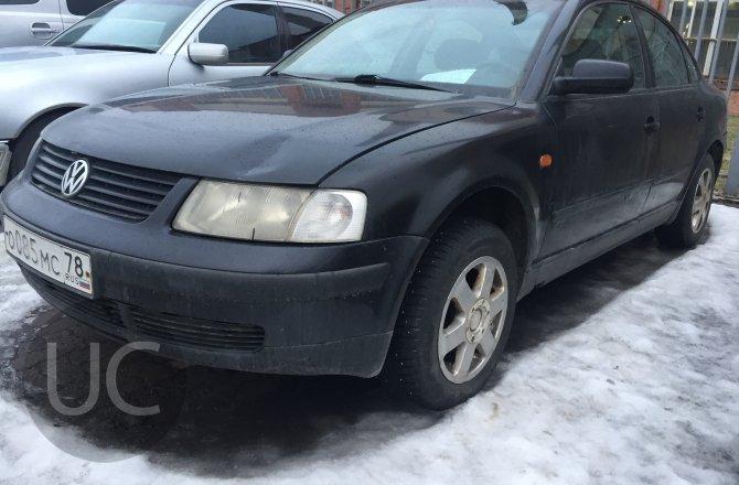подержанный авто Volkswagen Passat 1997 года