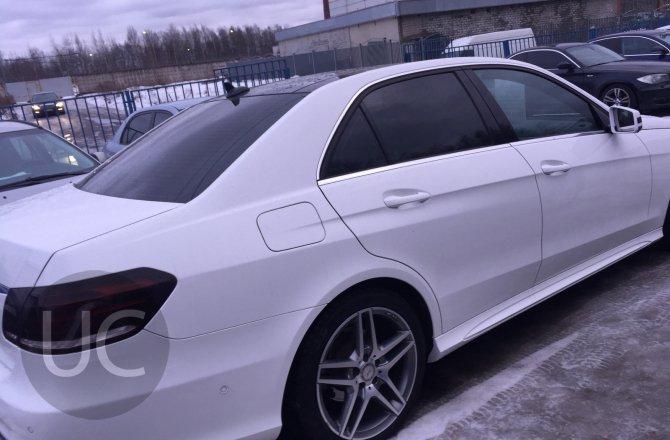 объявление о продаже Mercedes-Benz E-Class AMG 2014 года