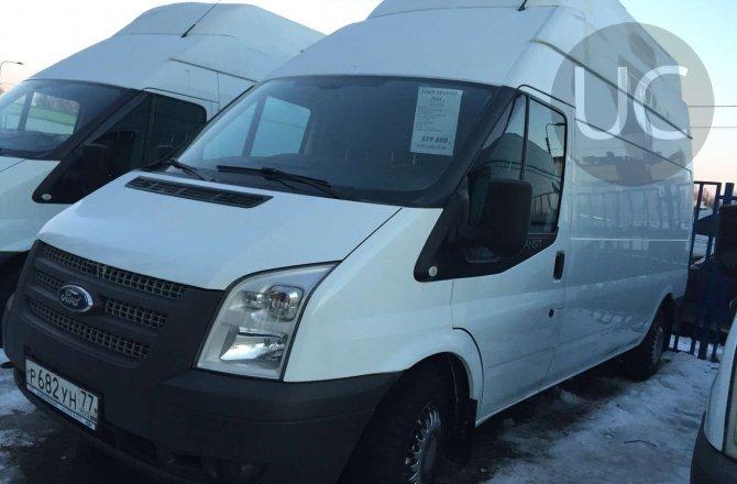 подержанный авто Ford /cargo Transit 2014 года