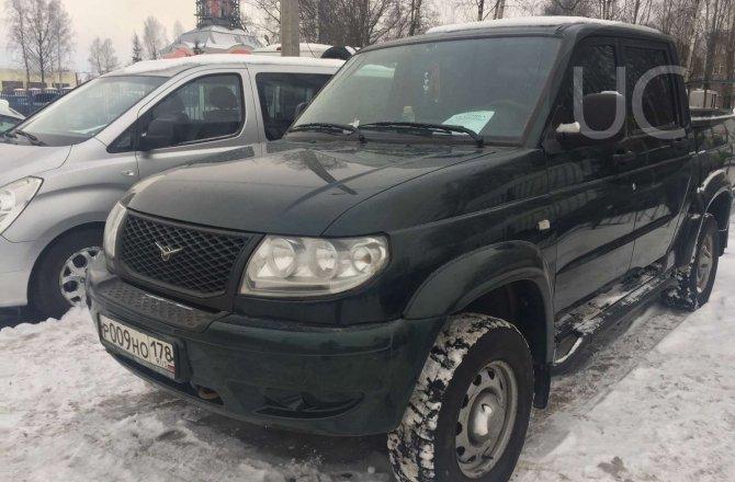подержанный авто УАЗ Pickup 2014 года