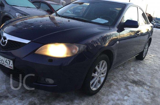 подержанный авто Mazda 3 2008 года