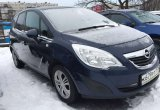 фотографии Opel Meriva