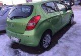 купить б/у автомобиль Hyundai i20 2010 года