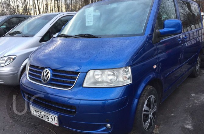 объявление о продаже Volkswagen Multivan 2008 года