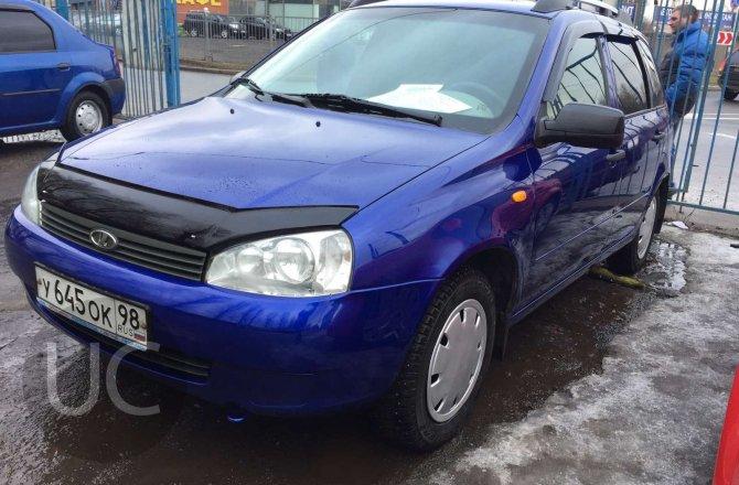 подержанный авто Lada (ВАЗ) Kalina 2011 года