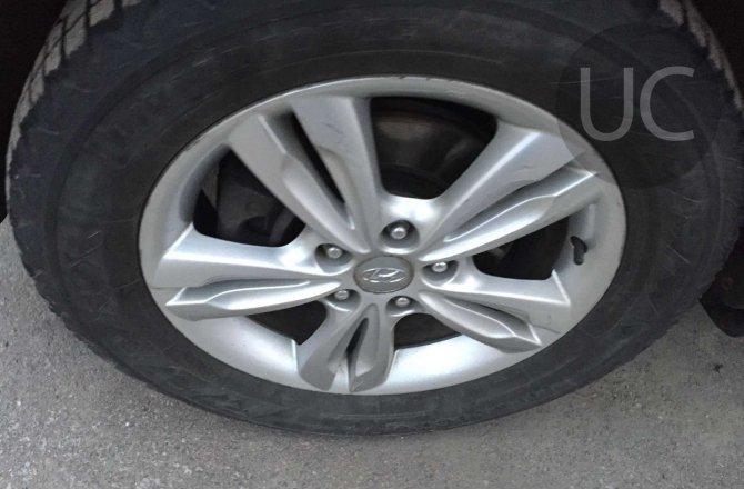 купить Hyundai ix35 с пробегом, 2011 года