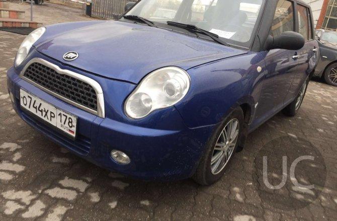 подержанный авто Lifan Smily 2012 года