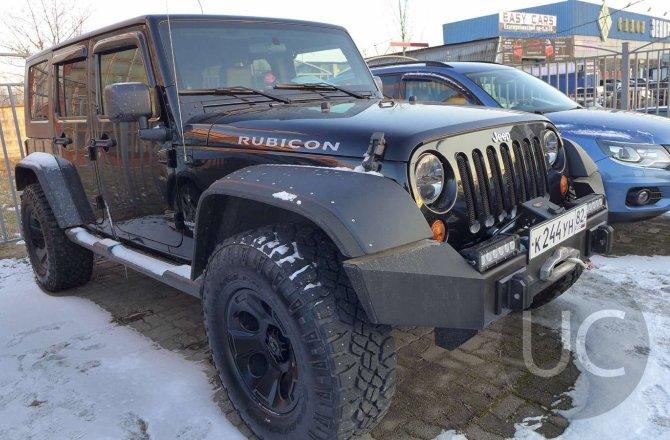 купить Jeep Wrangler с пробегом, 2010 года
