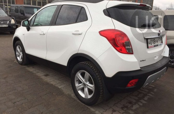 Opel Mokka 2013 года за 799 000 рублей