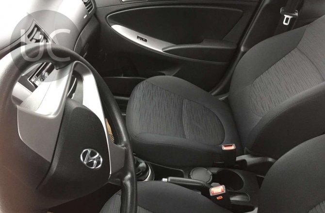 подержанный авто Hyundai Solaris 2014 года