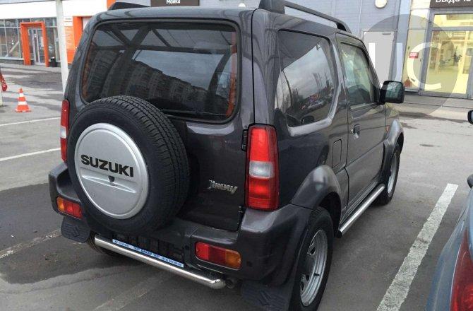 купить Suzuki Jimny с пробегом, 2011 года