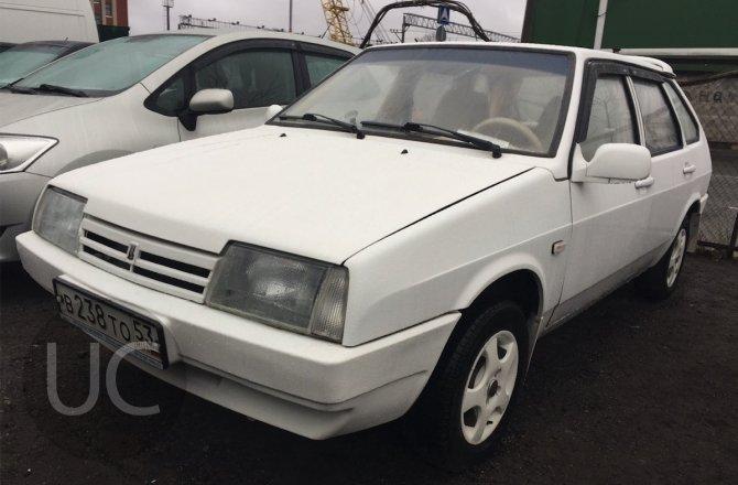 подержанный авто Lada (ВАЗ) 2109 1993 года
