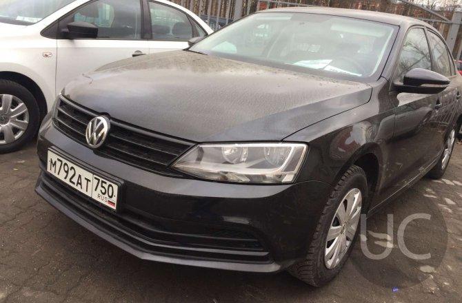 подержанный авто Volkswagen Jetta 2014 года