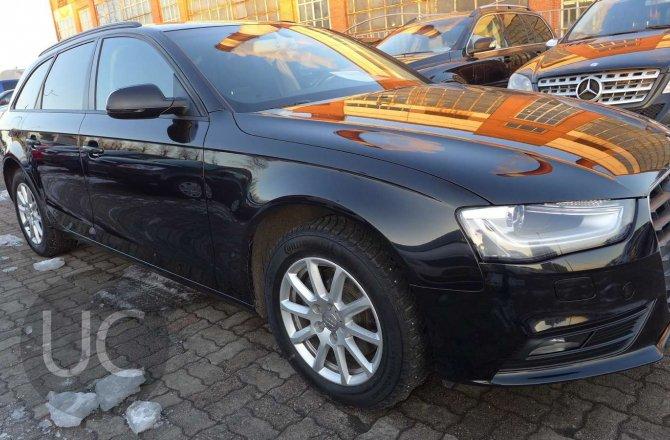 купить Audi A4 с пробегом, 2014 года