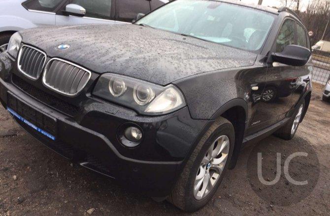 объявление о продаже BMW X3 2009 года