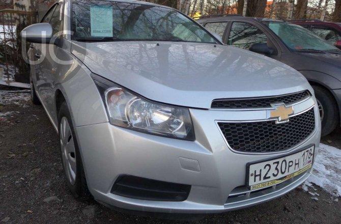 подержанный авто Chevrolet Cruze 2013 года