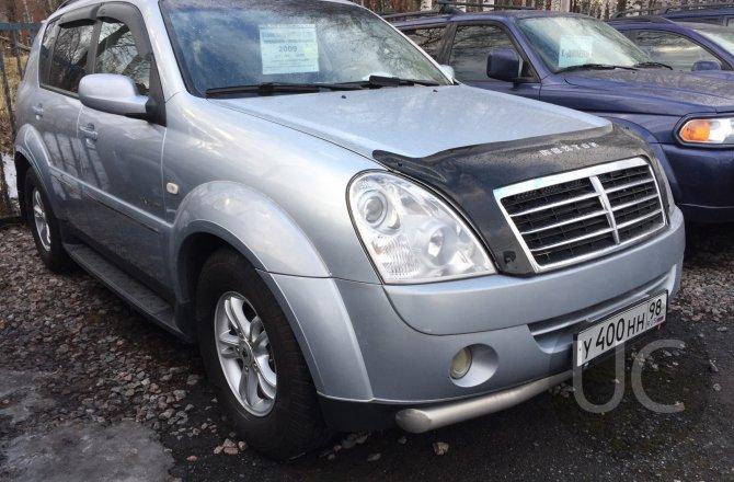 подержанный авто Ssang Yong Rexton 2008 года