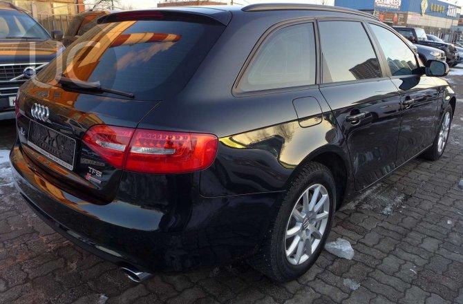 Audi A4 2014 года за 1 329 000 рублей