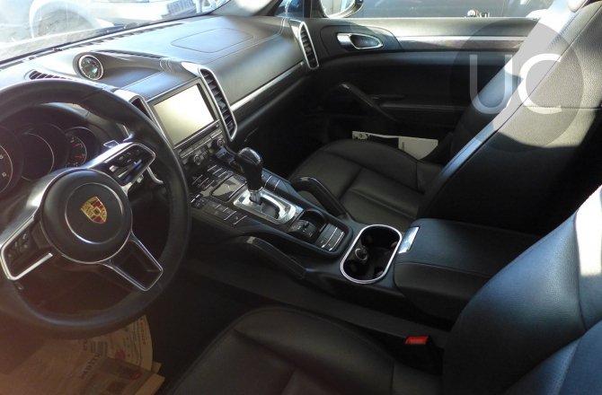 купить Porsche Cayenne с пробегом, 2015 года