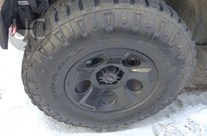 фотографии Jeep Wrangler
