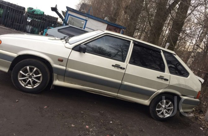 Lada (ВАЗ) 2114 2006 года за 107 000 рублей