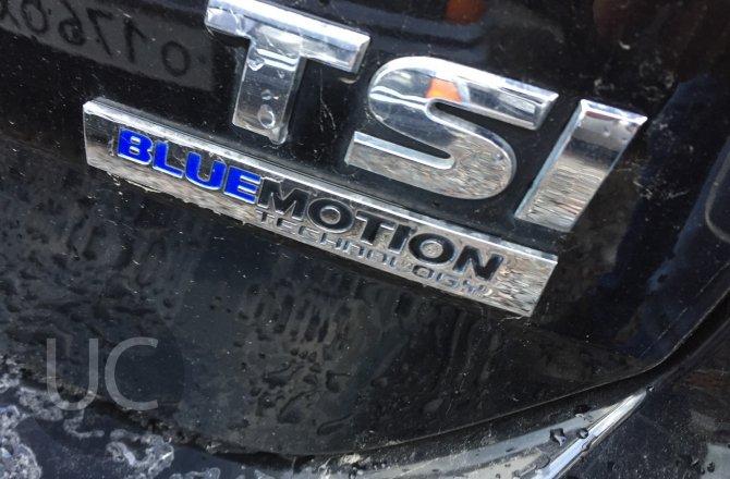 объявление о продаже Volkswagen Golf 2014 года