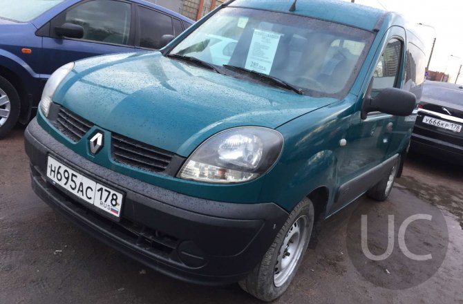 подержанный авто Renault Kangoo 2006 года