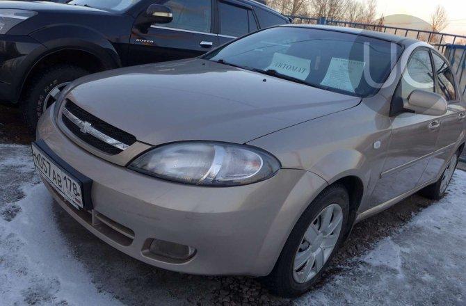 купить б/у автомобиль Chevrolet Lacetti 2007 года