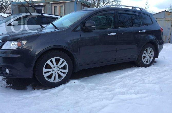 купить б/у автомобиль Subaru Tribeca 2011 года