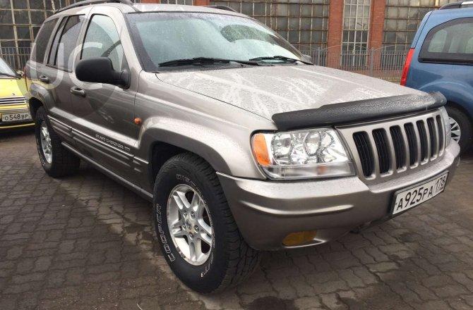 объявление о продаже Jeep Grand  Cherokee 1999 года