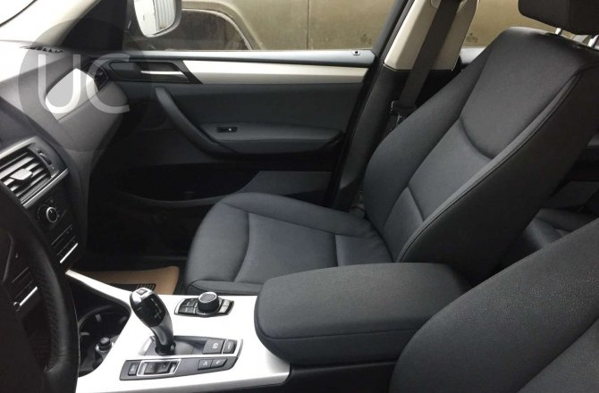 объявление о продаже BMW X3 2013 года