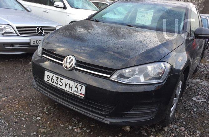 фотографии Volkswagen Golf