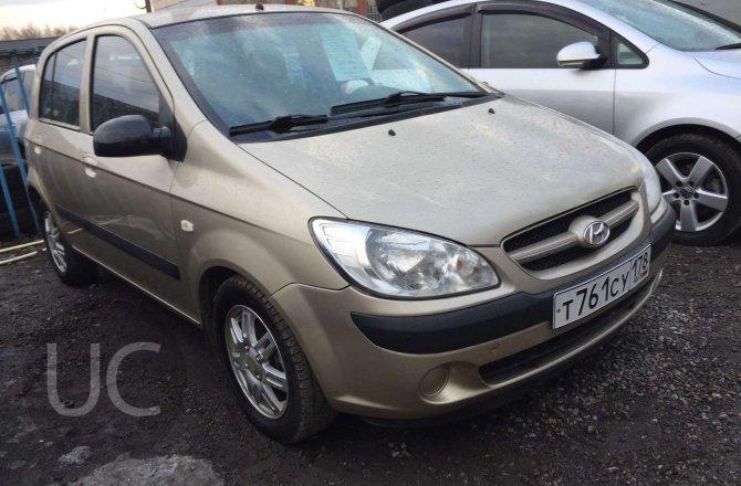 купить Hyundai Getz с пробегом, 2007 года