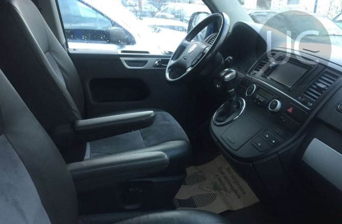 фотографии Volkswagen Multivan