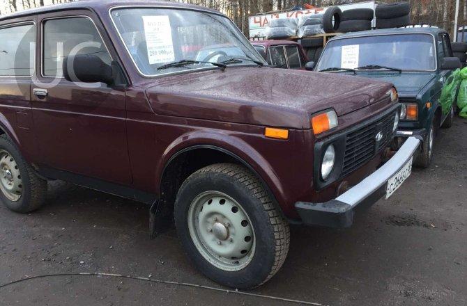 подержанный авто Lada (ВАЗ) 2121 (4x4) 2011 года