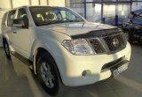 фотографии Nissan Pathfinder