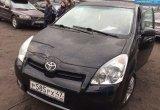 фотографии Toyota Corolla Verso