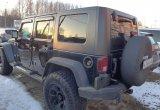 купить б/у автомобиль Jeep Wrangler 2010 года