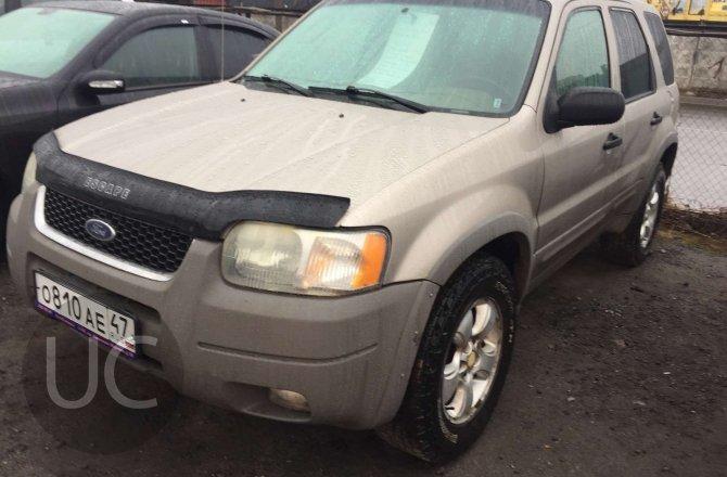 объявление о продаже Ford Escape 2001 года