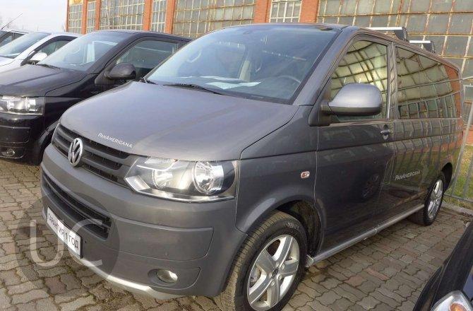 купить б/у автомобиль Volkswagen Multivan 2011 года