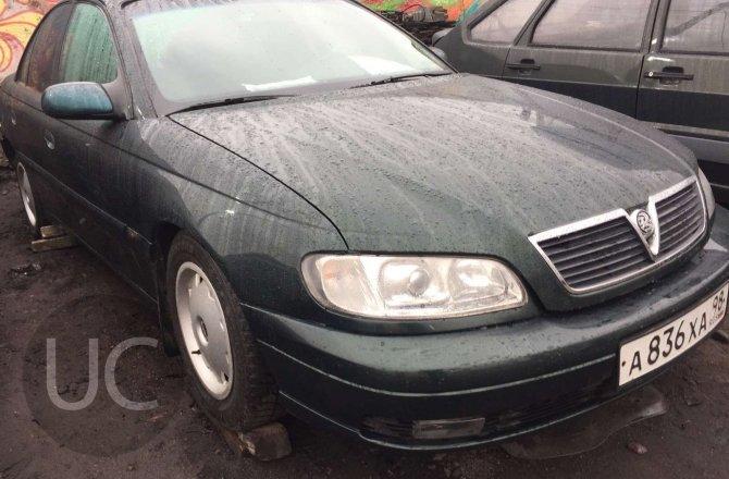 подержанный авто Opel Omega 1995 года