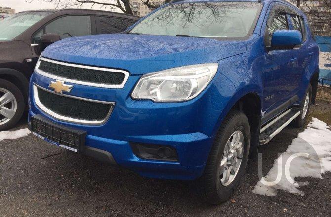 Chevrolet TrailBlazer 2014 года за 1 449 000 рублей