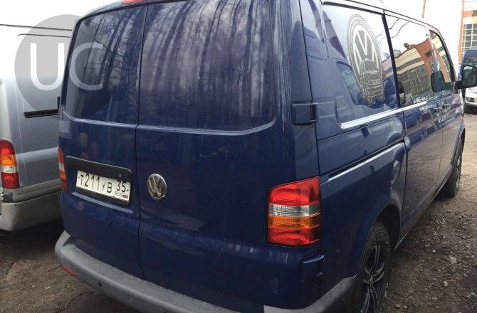 купить Volkswagen Transporter с пробегом, 2007 года