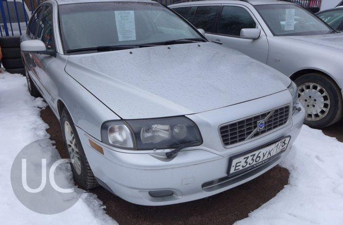 подержанный авто Volvo S80 2004 года
