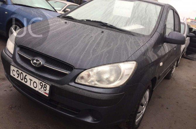 подержанный авто Hyundai Getz 2007 года
