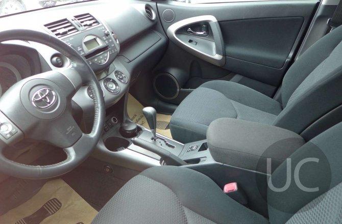 объявление о продаже Toyota Rav 4 2007 года