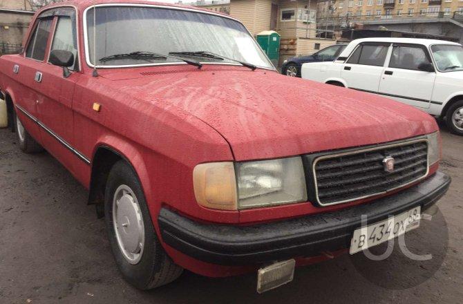 подержанный авто ГАЗ 31029 «Волга» 1994 года