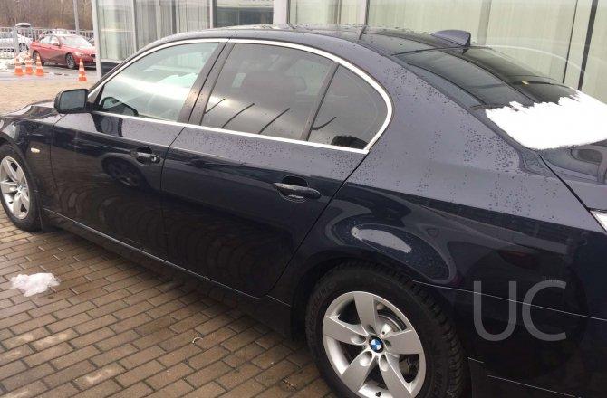 объявление о продаже BMW 5 series 2009 года
